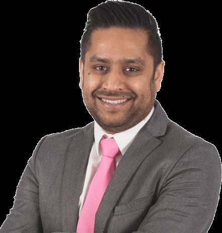 RItesh Patel Director of New Homes